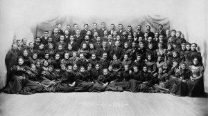 Nyack College Graduating Class 1894