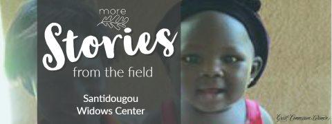 Santidougou Widows Center