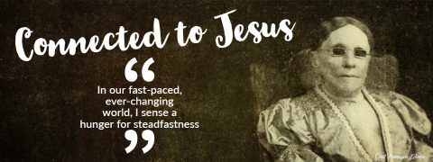 connected to Jesus part 1